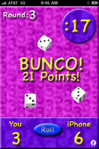 Screenshot iBunco