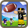 American Football Super Hero Skin Finding Bowl - Minecraft Edition ( Unofficial )