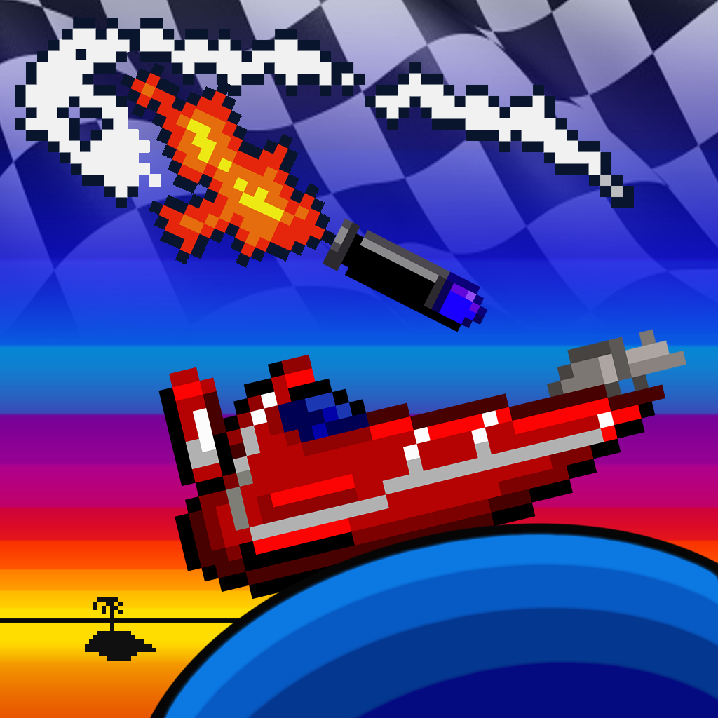 iPhone, iPad: »Pixel Boat Rush«